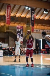 Jamel McLean Valtellina Basket Circuit 2015 (Milano-Darussafaka)