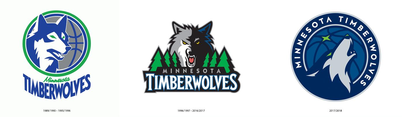 visual-TWolves-logo-evolution